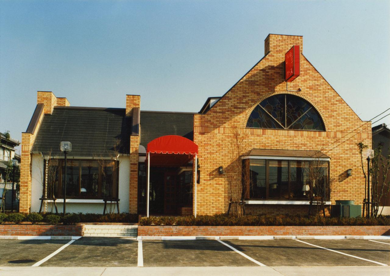 ステーキレストラン、ハンバーグレストランの店舗デザイン、新築設計|名古屋市