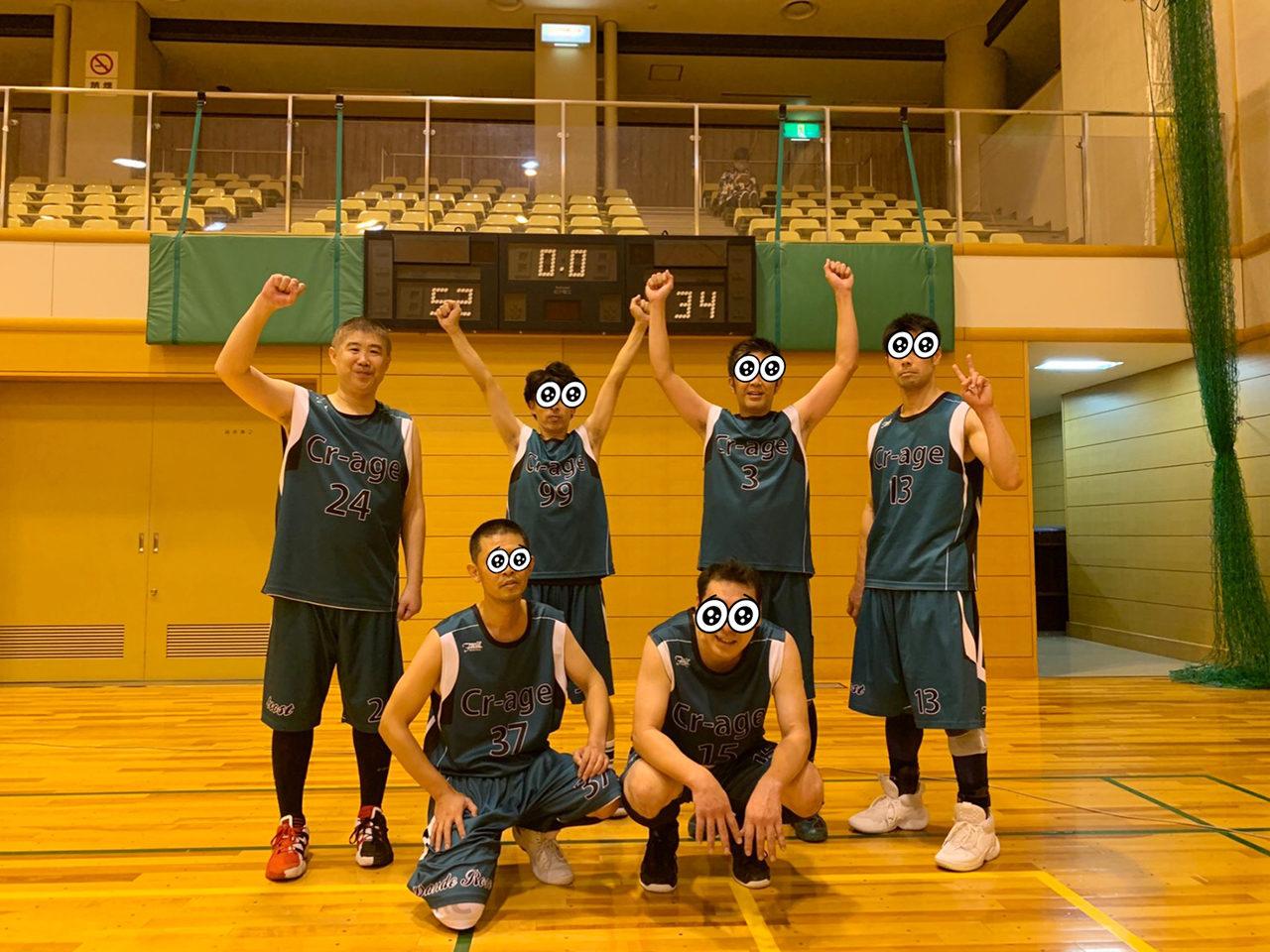 愛知マスターズリーグバスケットボール