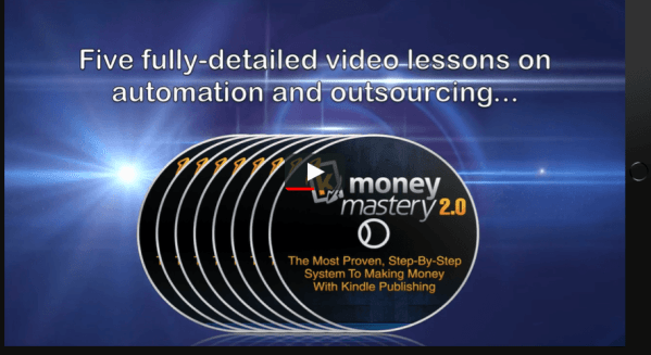 Video Lessons on Automation and Outsourcing - <b>Kindle Money Mastery Review | IM Tools