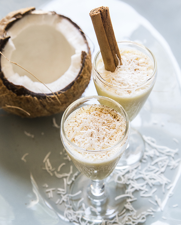 Traditional Puerto Rican Coquito Recipe