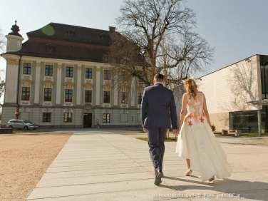 Hochzeit Martina + Bernhard in Schloss Traun