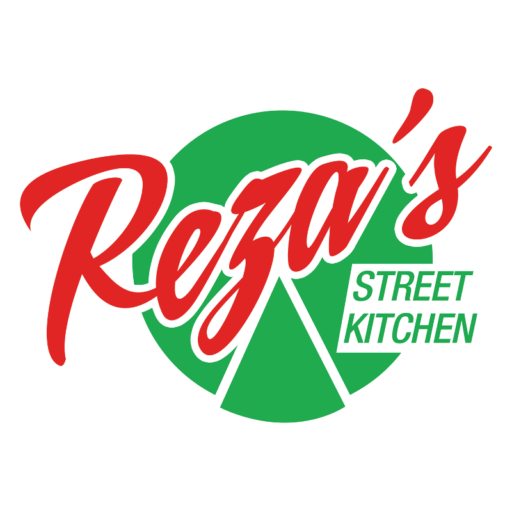 Rezas Street Kitchen Logo
