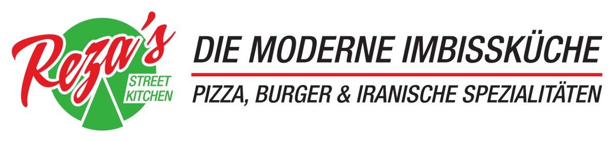 Logo: Reza's Street Kitchen - die moderne Imbissküche