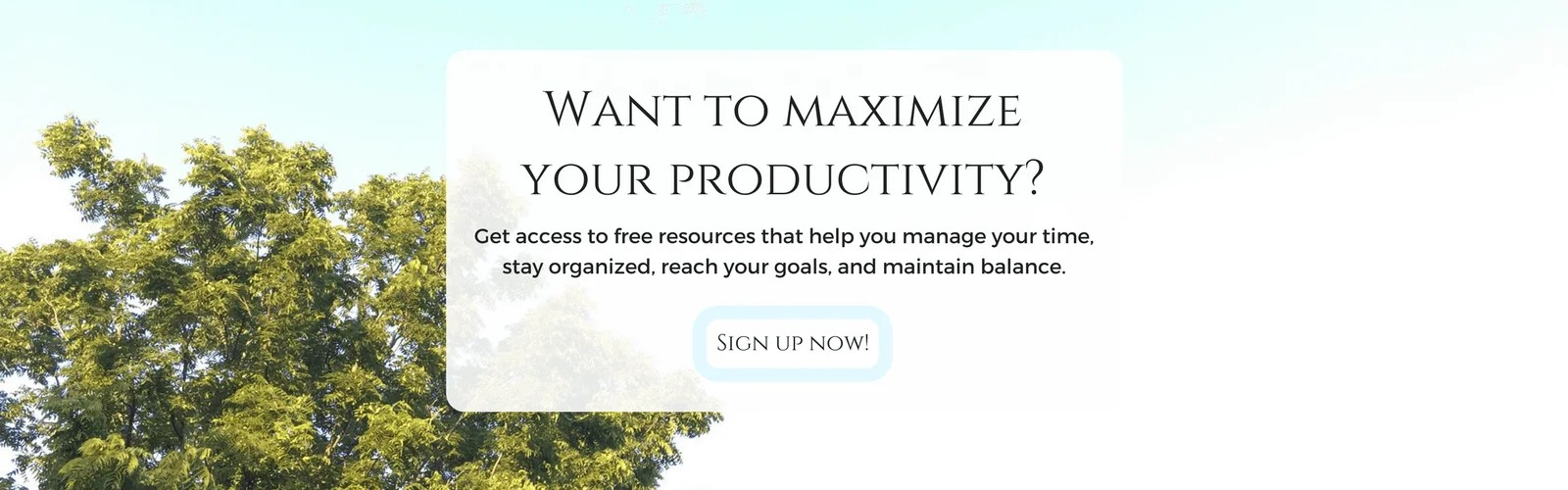 Get access to FREE resources now!