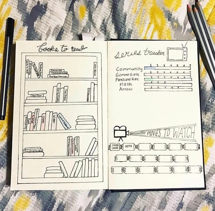 Bullet Journaling for Beginners books