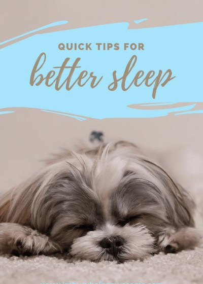 How to Get A Restful And Rejuvenating Night Of Sleep