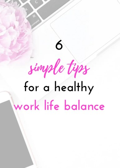 6 Ways To Achieve A Healthy Work Life Balance. Work life balance, work from home, entrepreneur, working mom, business woman, home office, success, productivity, avoid distraction, white noise, determination, courage, inspiration, balance, happiness, motivation #worklifebalance #workfromhome #SAHM #entrepreneur #businesswoman #workingmom #homeoffice #success #productivity #distraction #whitenoise #determination #courage #inspiration #balance #happiness #motivation