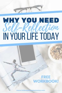3 Reasons You Need Self-Reflection in Your Life Are you looking for self-reflection inspiration? Do you need self-reflection journal prompts to help you increase self-awareness? Keep reading to discover how to practice self-reflection and increase happiness and success today. #selfreflection #selfawareness #personaldevelopment #inspiration