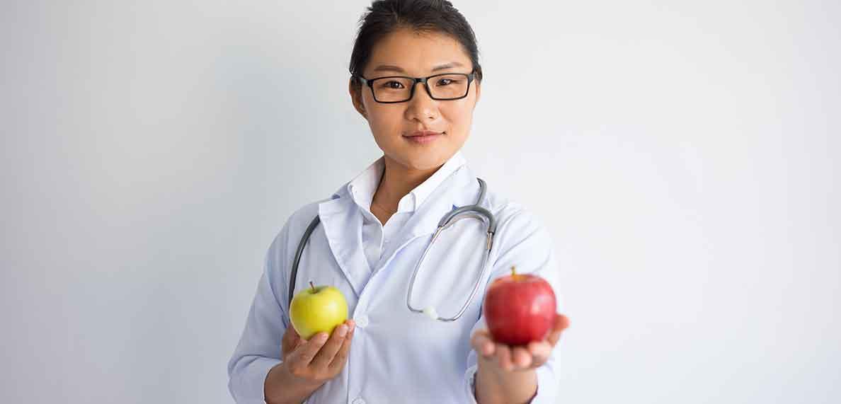 Clínica especializada em nutrição