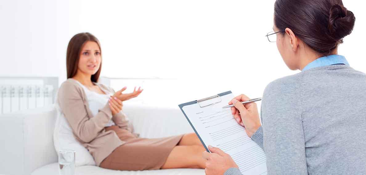 Clínica especializada em psiquiatria
