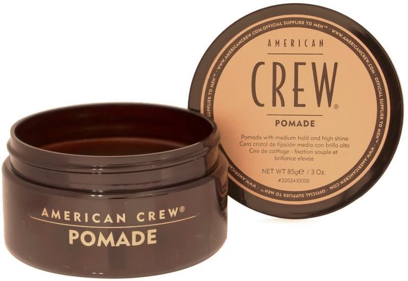 American crew pomade tin