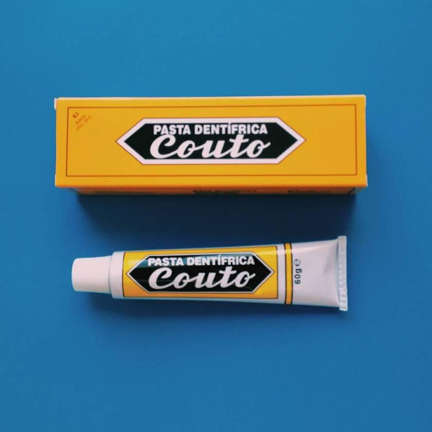 pasta dentifrica couto cover