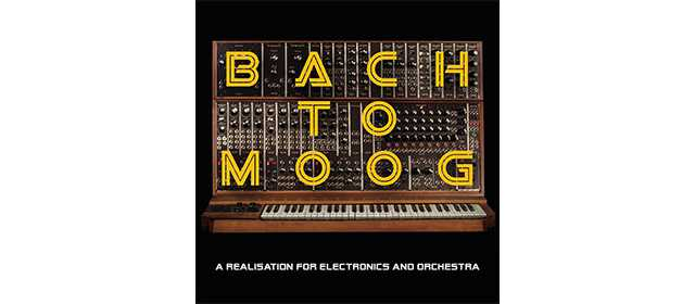 Craig Leon Bach to Moog vinile