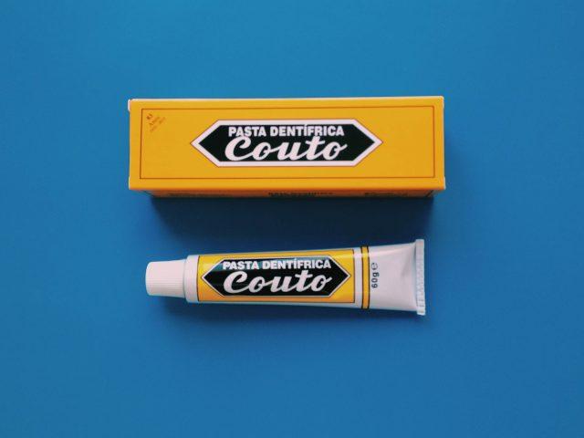 Pasta Dentífrica Couto