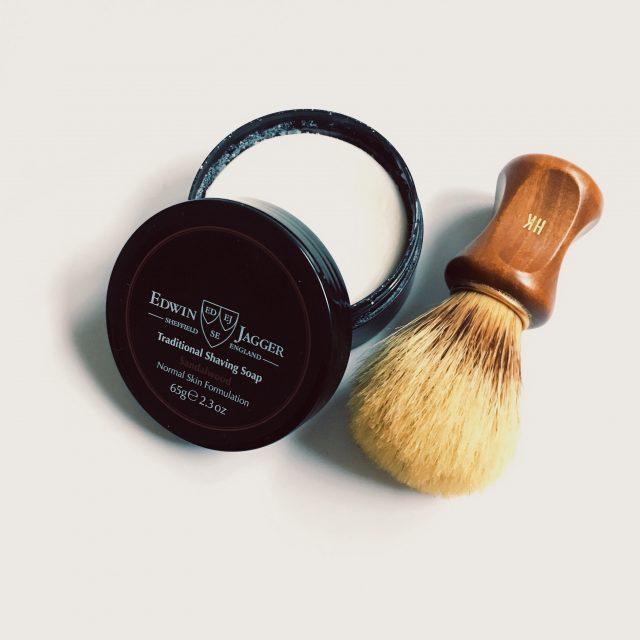 Edwin Jagger Sapone da barba