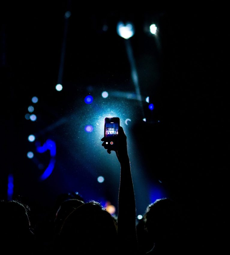 smartphone concerto