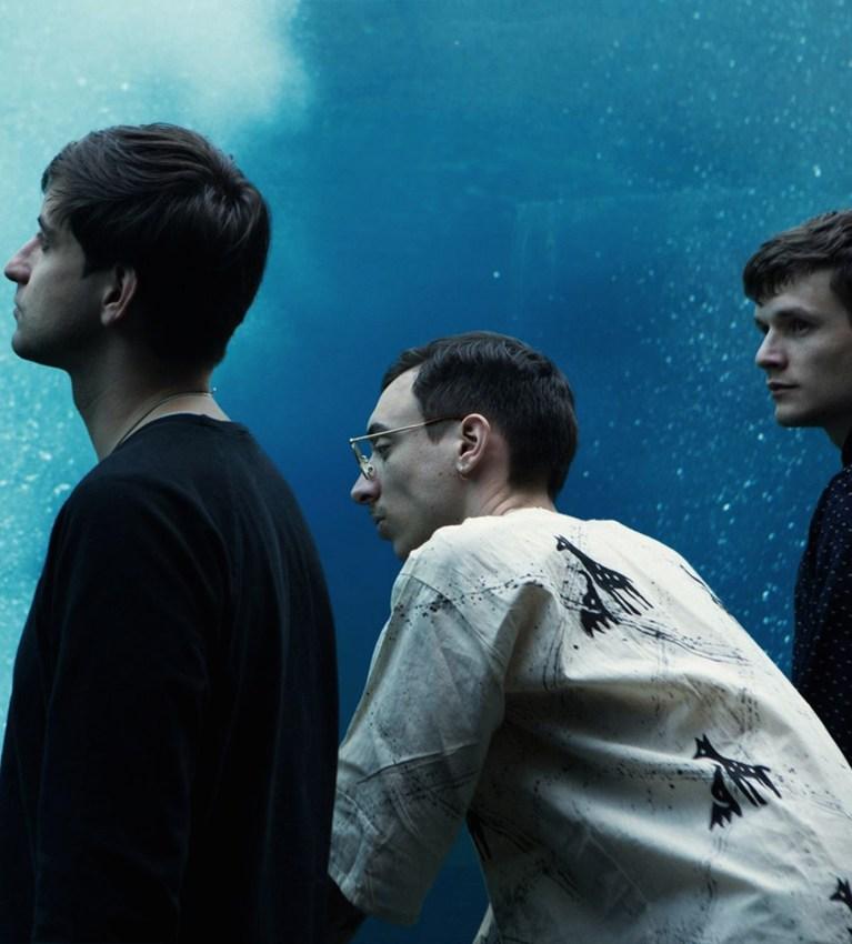 Il triangolo foto gruppo acquario
