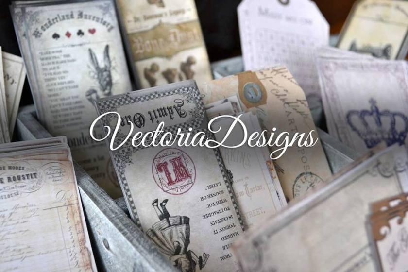 Vectoria Designs logo