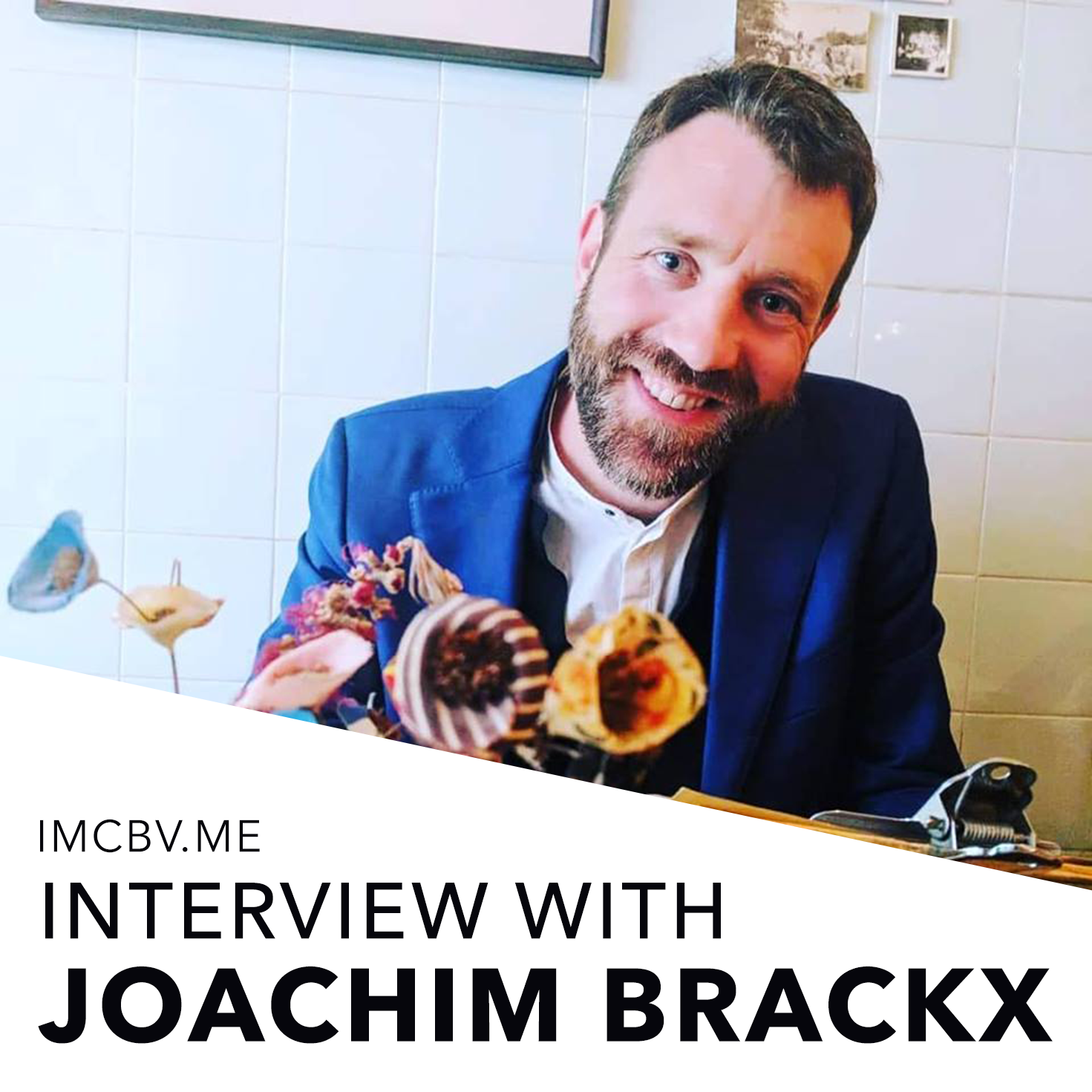 Interview with Joachim Brackx