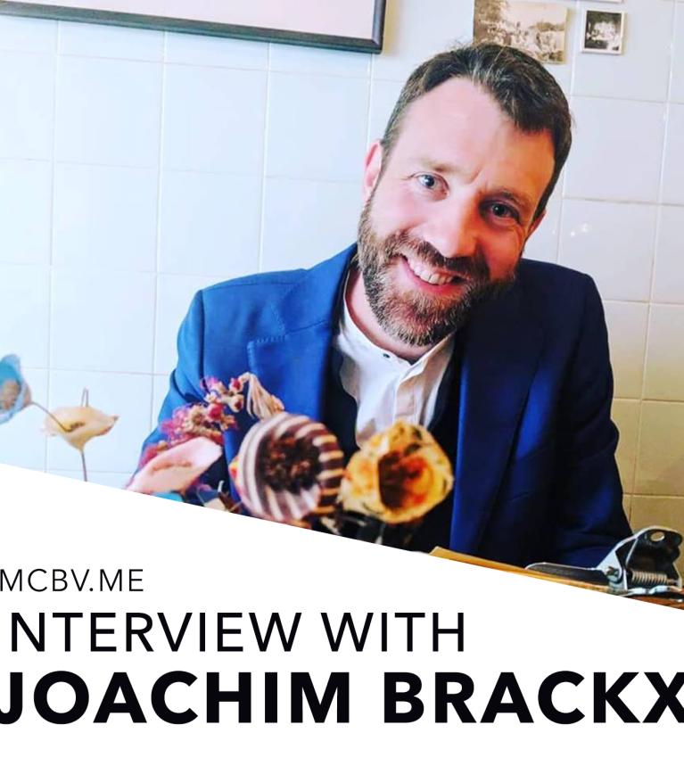 Interview with Joachim Brackx