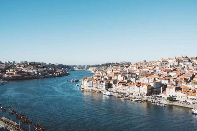 Porto foto panoramica