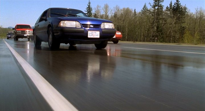 1990 Ford Mustang LX 50 In Final Destination