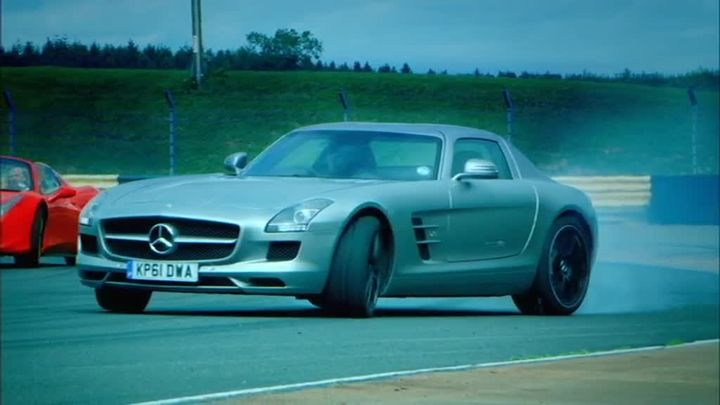 Imcdb Org 2011 Mercedes Benz Sls Amg C197 In Quot Top Gear