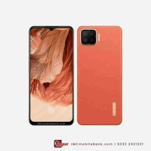 Oppo F17 Front Back