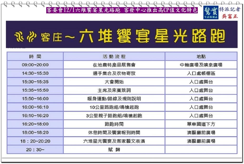 20181002d【驚實報】-客委會1201六堆饗宴星光路跑06