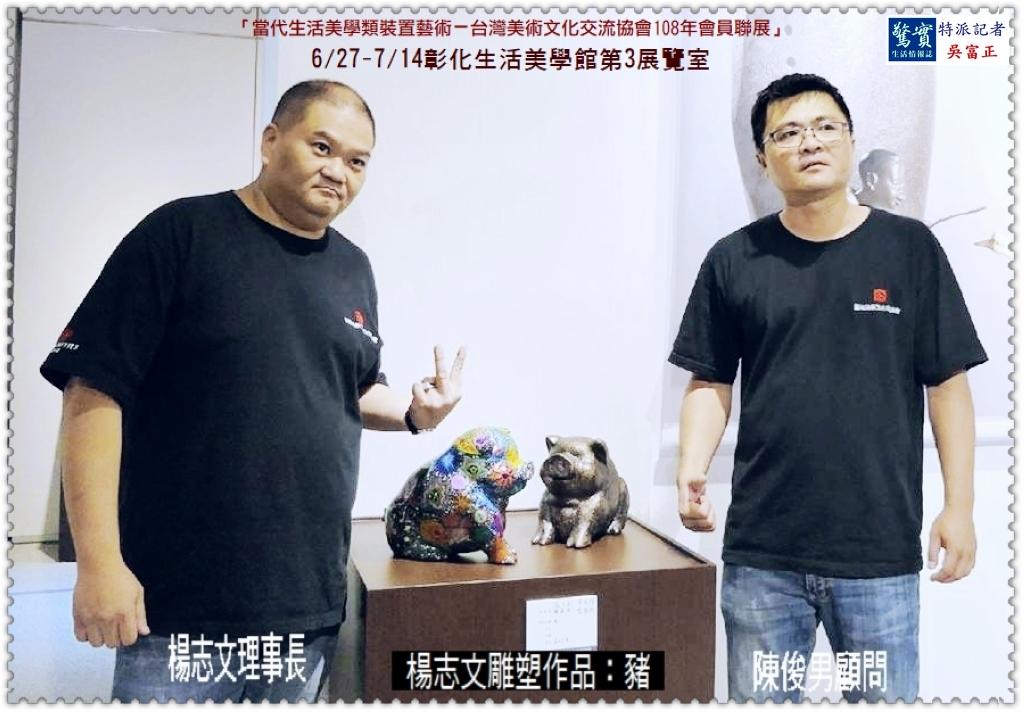 20190703a(驚實報)-台灣美術文化交流協會108年會員聯展09