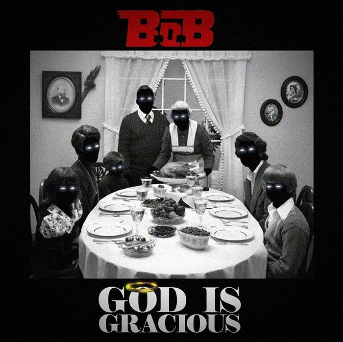 B.o.B God Is Gracious MP3 Download