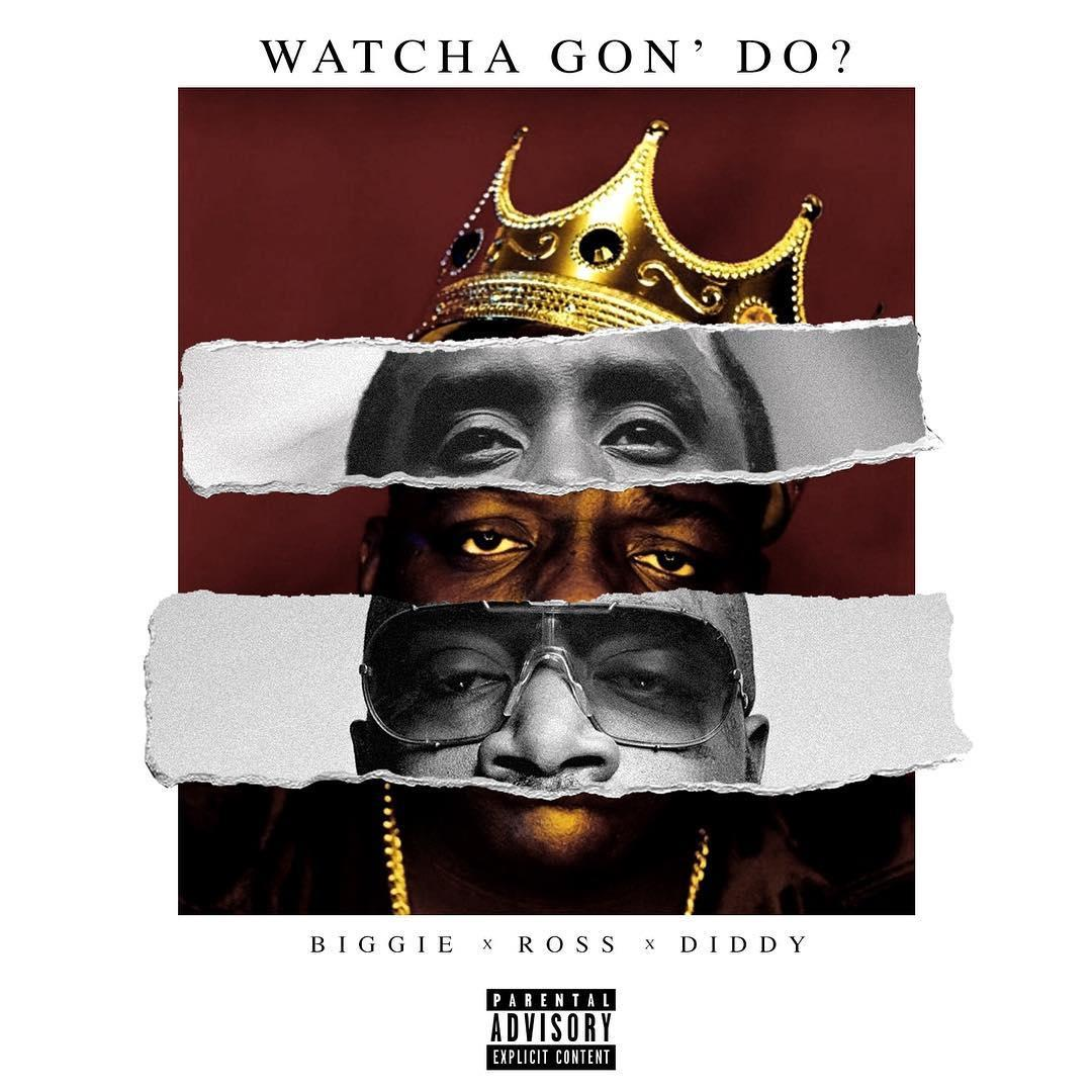 Puff Daddy Watcha Gon' Do Ft Biggie & Rick Ross MP3 Download