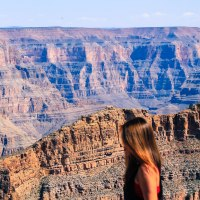 Photo Bomb: Eagle Point, Grand Canyon West