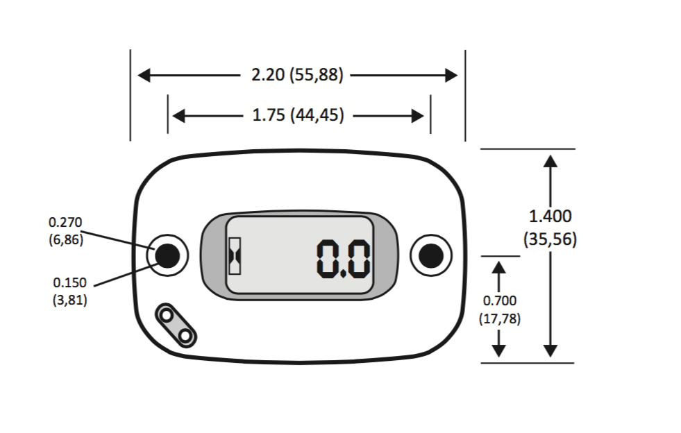 Vibration Activated Hour Meters - IMD Europe GmbH