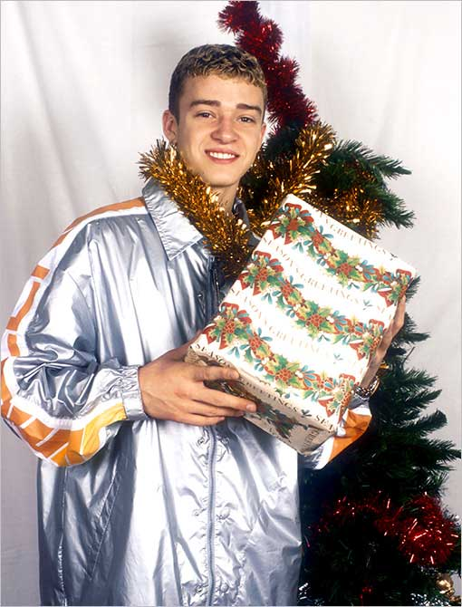 Fantasy Friday My Favorite Awkward Celebrity Christmas
