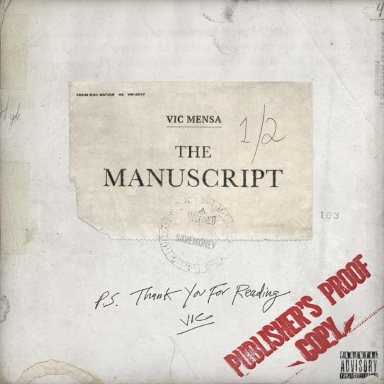 Vic Mensa The Manuscript EP ZIP Download