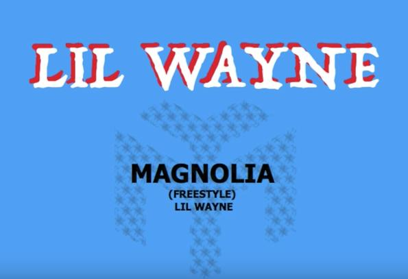 %name Lil Wayne   Magnolia (Freestyle)