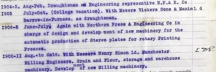 Johnston's membership form