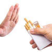 Víte, nejlepší způsob, jak přestat kouřit?