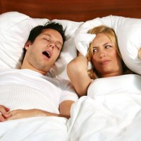 Does your partner snore?