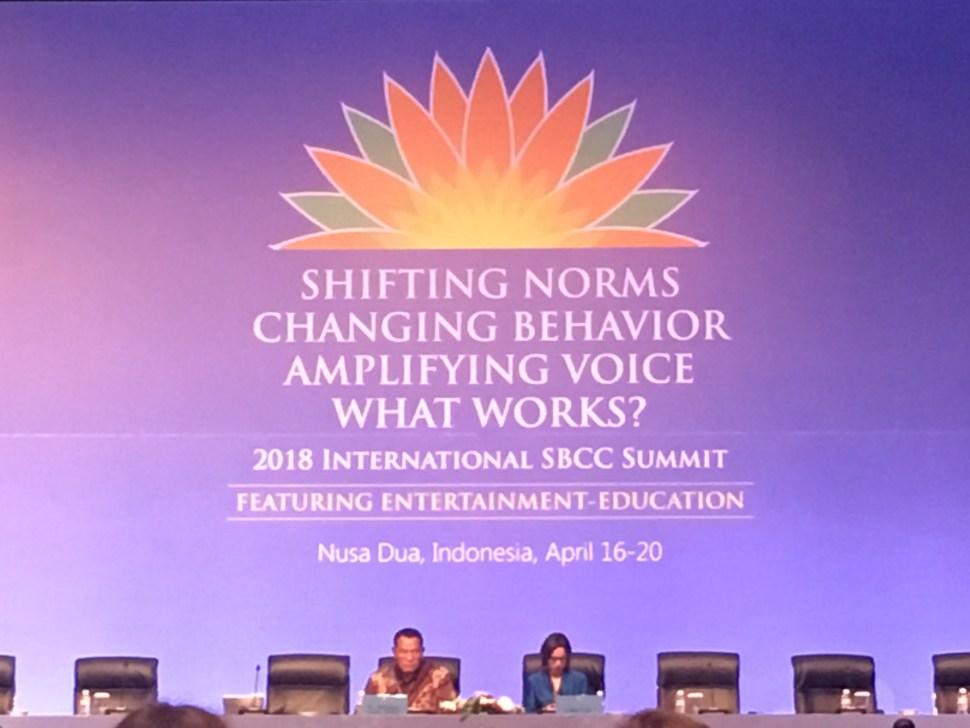 2018 International SBCC Summit
