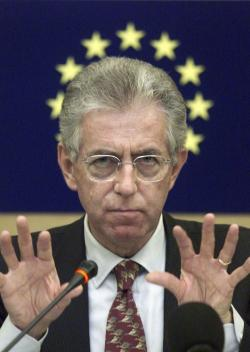 Mario Monti, o Sátrapa (http://imediata.org)