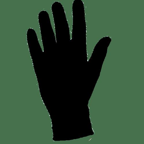 guante icono