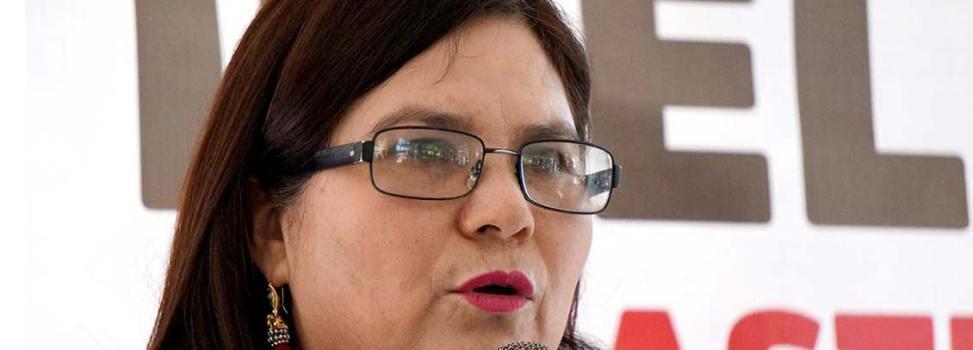 México nos llama a transformar una realidad de tanto dolor, corrupción e impunidad: Imelda Castro