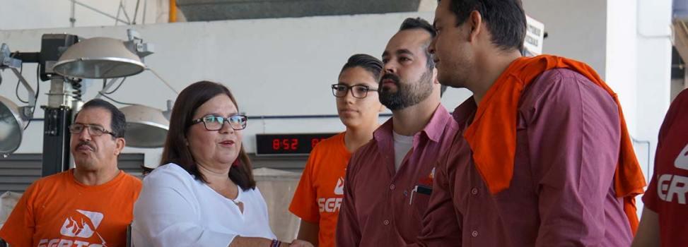 'Por el bien de todos, vamos a cambiar a México y a Sinaloa': Imelda Castro