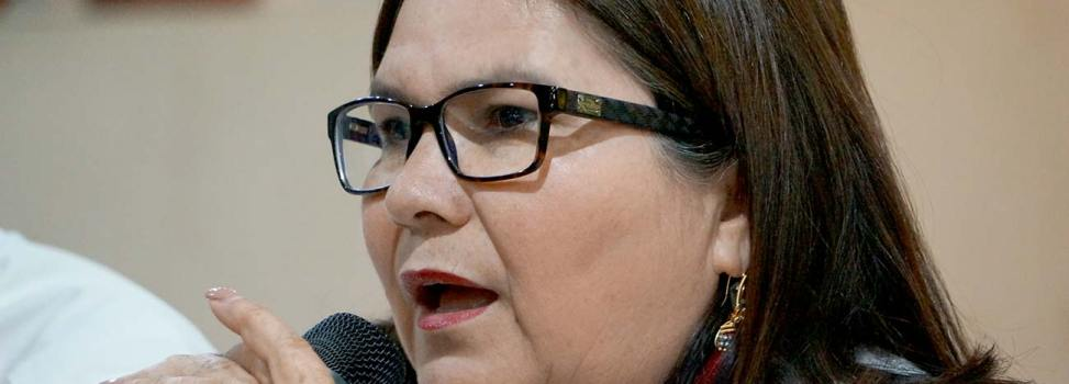 'Se ha dado vacaciones a las leyes y acrecentado la tolerancia a la impunidad': Imelda Castro
