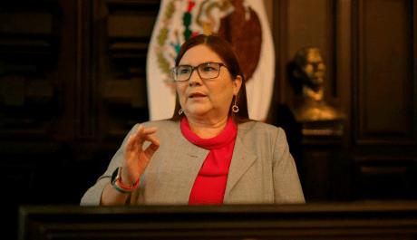 """""""Desde el Senado, avanza el cambio del régimen de privilegios prevaleciente por décadas"""": Imelda Castro"""