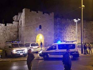 Jerusalem soldiers close
