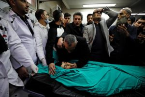 17 year old shot dead in Hebron