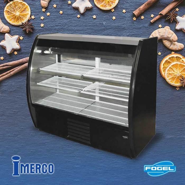 Exhibidor Refrigerado MIRAGE 4-DC FOGEL